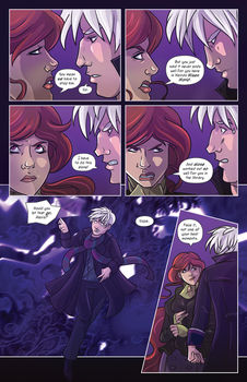 Infinite Spiral: Ch 03 Page 92 by novemberkris