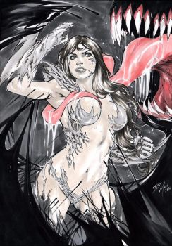 Iago Maia Witchblade by MantraFan