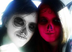 day of the dead 2 by Chyliethecrazy1