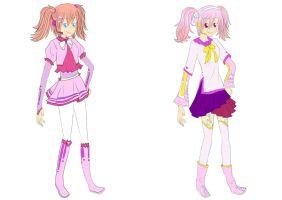 Hanane Sakura Design #2 PLEASE HELP ME! QAQ by Kagami-Usagi