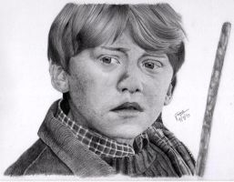 Little Weasley by violet2424