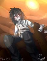 |fanart|  Jeff The Killer by ThePandaHomicida