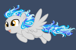 Cool wave pony adopt -OPEN- by Equinoxthealicorn