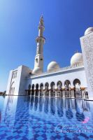 Sheikh Zayed Grand Mosque - IV by ahmedwkhan