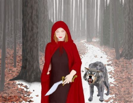Red Ridinghood_completed entry by geeiaabidge