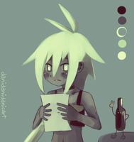 Oxide's Color by Melody-Of-Logic