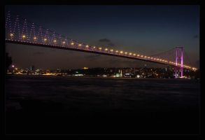 Bosphorus Bridge by eisberg