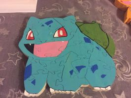 Bulbasaur by Fearshadow