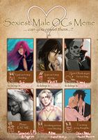 Sexiest Male Ocs Meme by Eeren