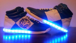 Light-up Shoes by bkr64
