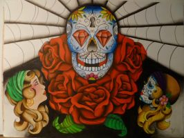day of the dead by bishop808