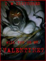 DISTURBED VALENTINE by BUMCHEEKS2