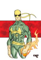 Iron Fist 4-15 by Glwills1126