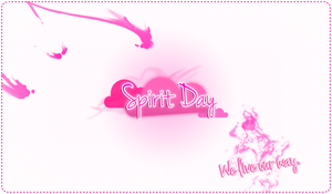 We Live Our Way ~ Spirit Day by nubpro