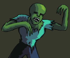 Zombie by brotoad