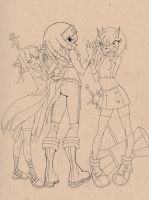 TEAM GFs BOOM Uncolored (2014) by LaNora-84