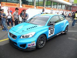 Volvo C30 by macaustar