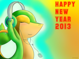 New Year Music 2013 by TsutarjaOni