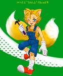shota Tails by shanghairuby