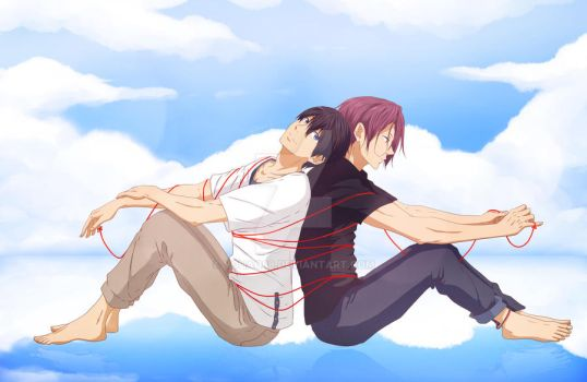 RinHaru Week - Day 7 - Do you call it like that... by Yohao88