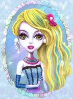 Monster High - Lagoona Blue by beniart33