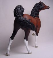 Custom Breyer Arabian by Woosie