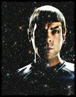 Spock by Fenevad