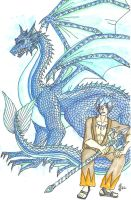 Devrick and dragon form by DragonGirl-Lucky-13