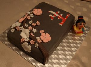 Japanese Cake by sparks1992