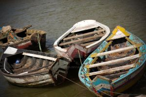 The Yellow Boat by PaulWhipps
