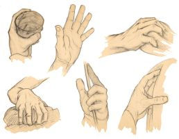 hands by Ikathan