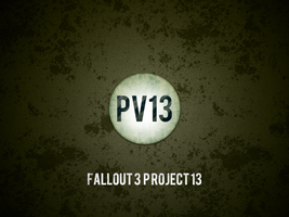 Fallout project V13 logo by Proxone