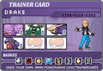 Makto Region's Pokemon League~E4#4-Drake by ZeldaLover12