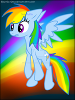 Rainbow Dash by SelyElyDis