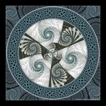 Celtic Mandala by Velvet--Glove