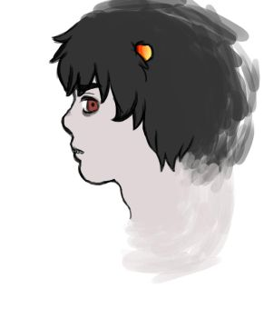 Karkat by TheHoneyScream