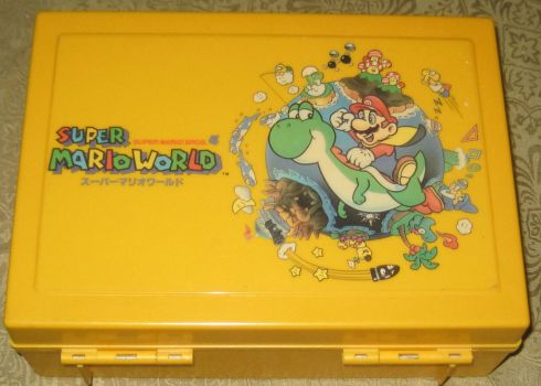 Super Mario World case by avaneshop