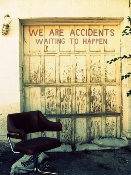 we are accidents by socomeon
