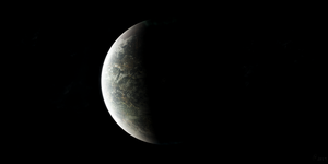 Random Forest Planet by Alpha-Element