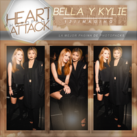 +Photopack - Bella Thorne and Kylie Jenner. by JuniiorSm