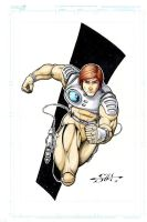 Captain Future by Killersha