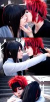 DGM: Lavi Kanda - Hold my Heart by SneakyNyx