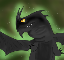 Drawing Practice: Night Terror by Autumn5467