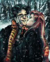 Love in winter by princesscleo91