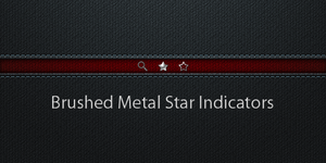 Metal Star Indicators by discordante