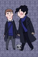 Sherlocked by secondlina