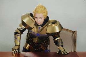Gilgamesh  Fate Stay Night by LaiKa86