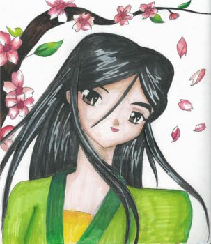 Mulan by Dpotrait