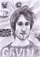 Achievement hunter: Gavin Free by Jerzu97