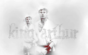 King Arthur of Camelot 2.0 by sweetestel